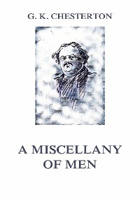 Cover A Miscellany of Men