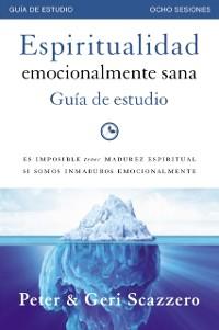 Cover Espiritualidad emocionalmente sana - Guia de estudio