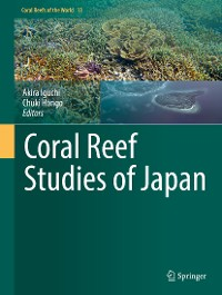 Cover Coral Reef Studies of Japan