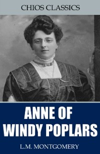 Cover Anne of Windy Poplars