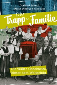 Cover Die Trapp-Familie