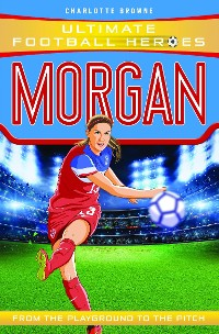 Cover Morgan (Ultimate Football Heroes) - Collect Them All!