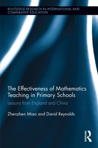 Cover Effectiveness of Mathematics Teaching in Primary Schools