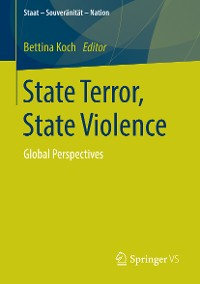 Cover State Terror, State Violence
