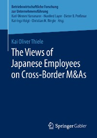 Cover The Views of Japanese Employees on Cross-Border M&As