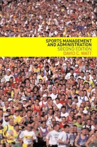 Cover Sports Management and Administration