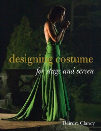 Cover Designing Costume for Stage and Screen
