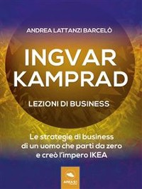Cover Ingvar Kamprad. Lezioni di business