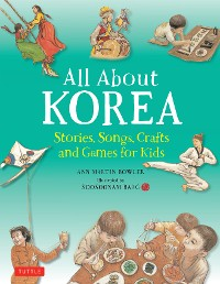 Cover All About Korea