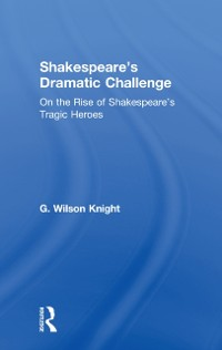Cover Shakespeares Dramatic Chall  V