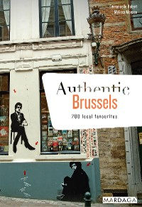 Cover Authentic Brussels