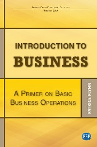 Cover Introduction to Business