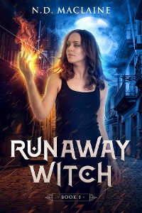 Cover Runaway Witch
