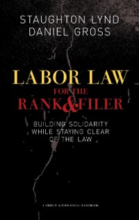 Cover Labor Law For The Rank And File