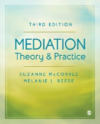 Cover Mediation Theory and Practice