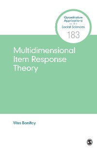 Cover Multidimensional Item Response Theory
