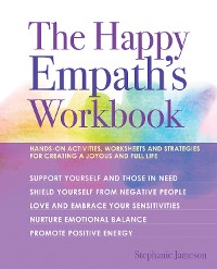 Cover The Happy Empath's Workbook