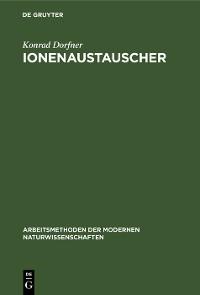 Cover Ionenaustauscher