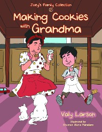 Cover Making Cookies with Grandma
