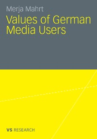Cover Values of German Media Users