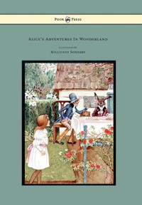 Cover Alice's Adventures in Wonderland - Illustrated by Millicent Sowerby
