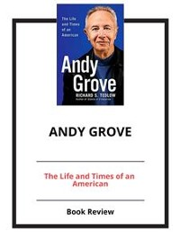 Cover Andy Grove