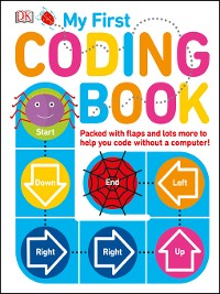 Cover My First Coding Book
