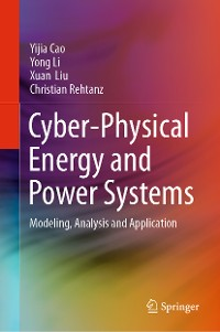 Cover Cyber-Physical Energy and Power Systems