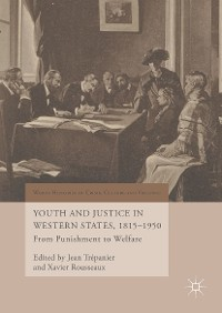 Cover Youth and Justice in Western States, 1815-1950