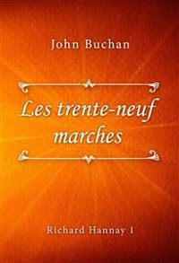 Cover Les trente-neuf marches