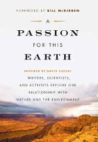 Cover A Passion for This Earth