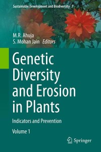 Cover Genetic Diversity and Erosion in Plants