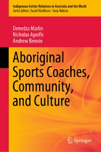 Cover Aboriginal Sports Coaches, Community, and Culture