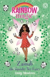 Cover Rainbow Magic: Zainab the Squishy Toy Fairy