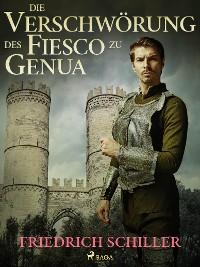 Cover Die Verschwörung des Fiesco zu Genua