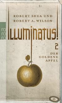 Cover Illuminatus! Der goldene Apfel