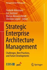 Cover Strategic Enterprise Architecture Management