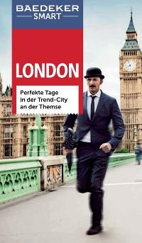 Cover Baedeker SMART Reiseführer London