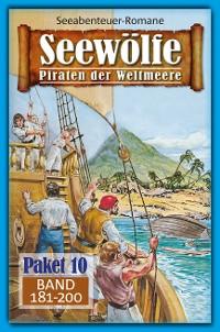 Cover Seewölfe Paket 10
