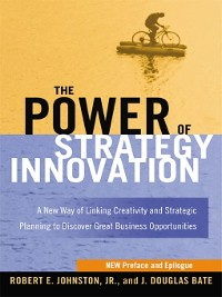 Cover The Power of Strategy Innovation