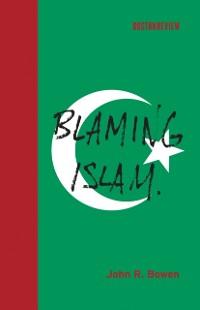 Cover Blaming Islam