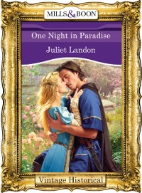Cover One Night in Paradise (Mills & Boon Historical)