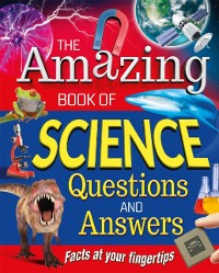 Cover Amazing Book of Science Questions and Answers