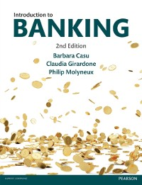 Cover Introduction to Banking 2nd edn