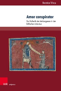 Cover Amor conspirator