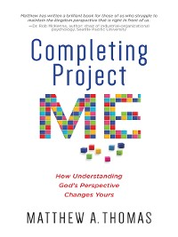 Cover Completing Project Me