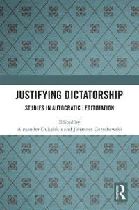 Cover Justifying Dictatorship