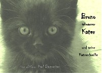 Cover Bruno schwarzer Kater