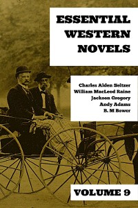 Cover Essential Western Novels - Volume 9