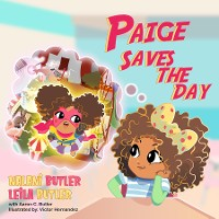 Cover Paige Saves the Day